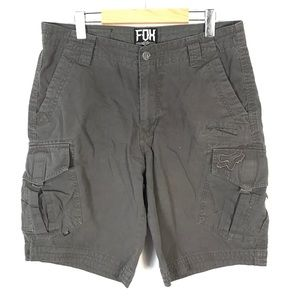 Fox cargo shorts